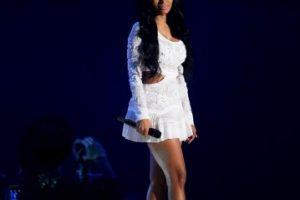 Lil 'Kim acusó a Minaj de copiar su estilo Foto:Getty Images. Imagen Por: