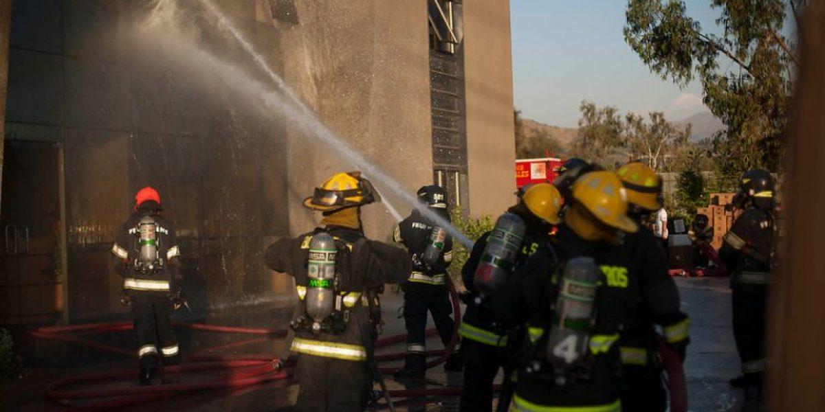 Presupuesto para bomberos aumenta 51% y llega a $38 mil millones en 2015