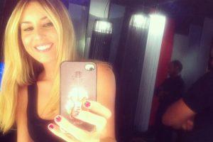 La presentadora española apareció en el programa deportivo Maracaná 06 Foto:Instagram: @colladoberta. Imagen Por: