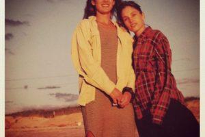 """Amy Jo Johnson inició su carrera en 1997 junto al elenco de la serie """"Power Rangers"""" Foto:Instagram/atothedoublej. Imagen Por:"""