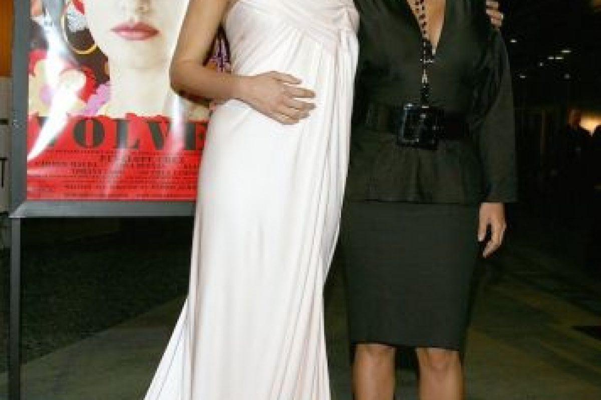 Salma Hayek y Penélope Cruz Foto:Getty. Imagen Por:
