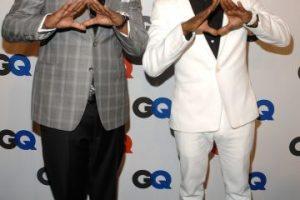 Kanye West y Jay Z Foto: Getty. Imagen Por: