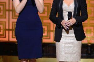 Tina Fey y Amy Poehler Foto:Getty. Imagen Por: