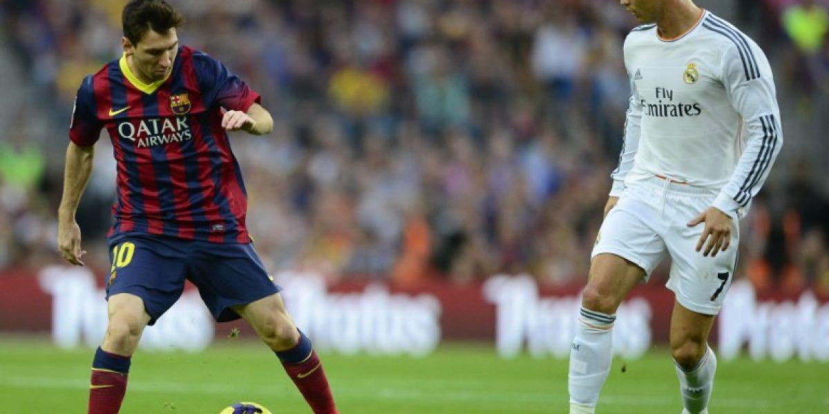 El insultante apodo que le tiene CR7 a Messi en el camarín del Madrid