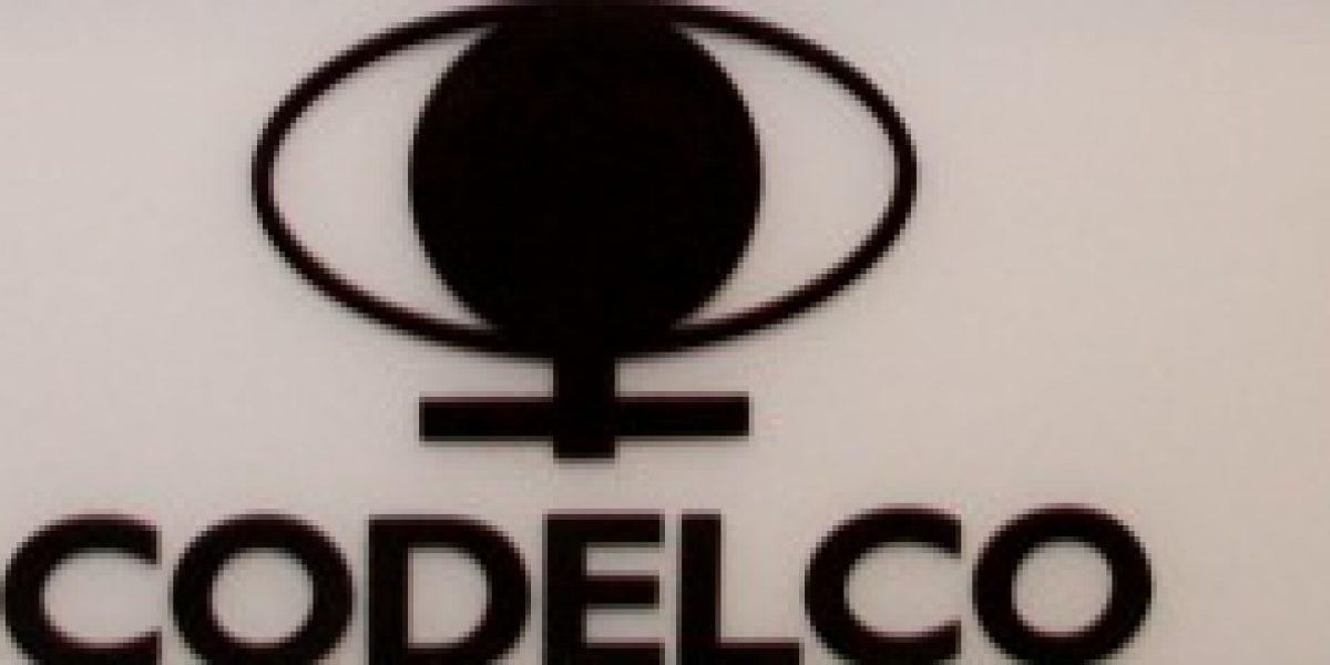 Renuncia vicepresidente de Administración y Finanzas de Codelco