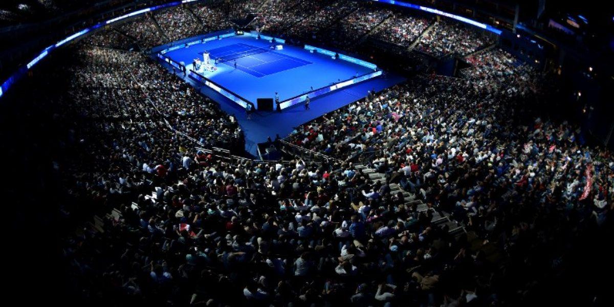 Roger Federer sacó a pasear a Kei Nishikori por Londres