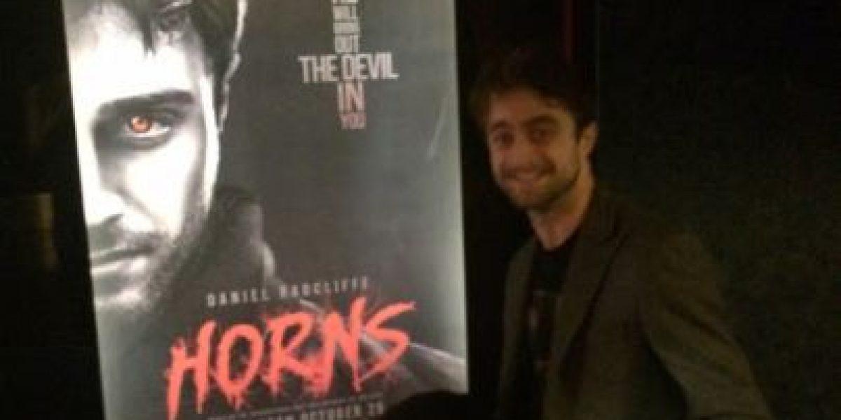 Daniel Radcliffe se intoxicó con agua contaminada