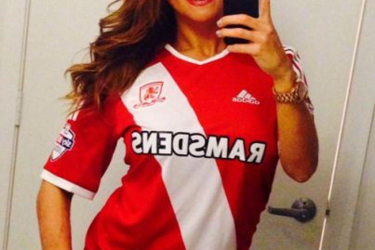 Formó parte de la cadena BeIN Sports en el Mundial de Brasil Foto:Twitter: @KayLMurray. Imagen Por: