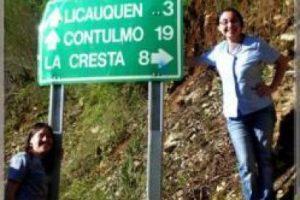 La Cresta de Doña Filipa, Región del Biobío. Foto:Twitter @NiEsTanLejos. Imagen Por: