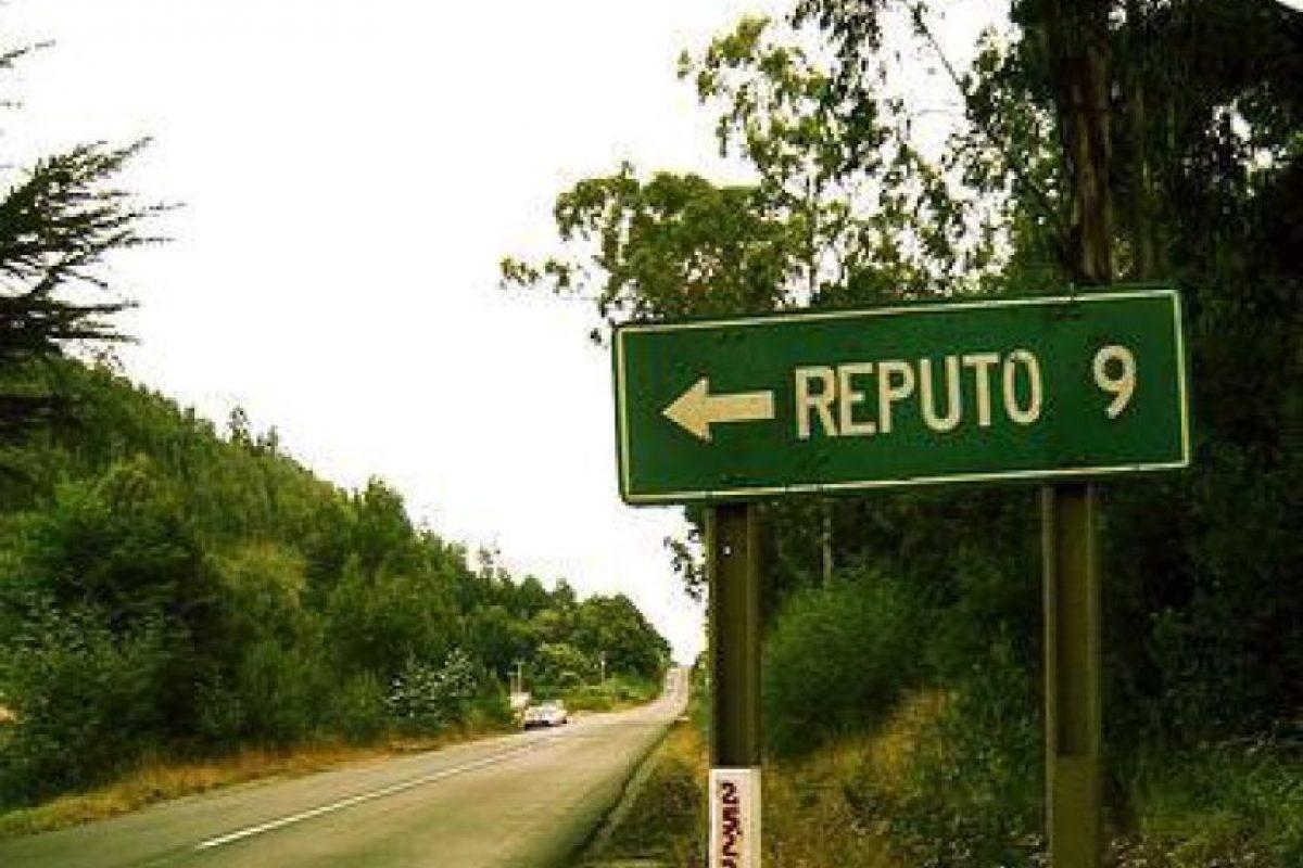 Reputo, Región del Biobío. Foto:Twitter @NiEsTanLejos. Imagen Por: