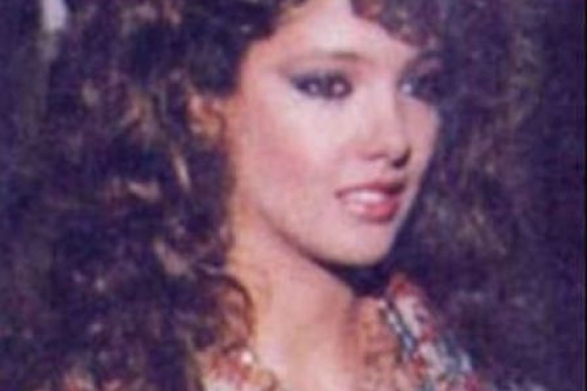 "1987, ""Yesenia"" Foto:Televisa. Imagen Por:"