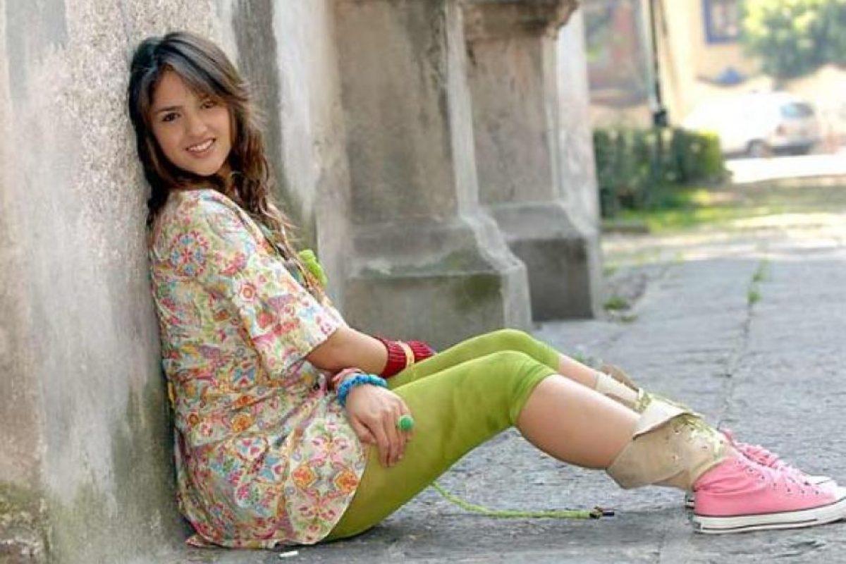 """2006, """"Lola, erase una vez"""" Foto:Televisa. Imagen Por:"""