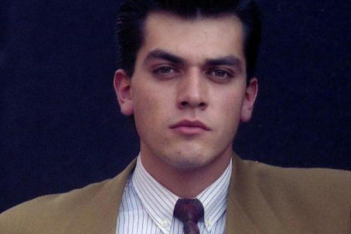 """1991, """"Cadenas de amargura"""" Foto:Televisa. Imagen Por:"""