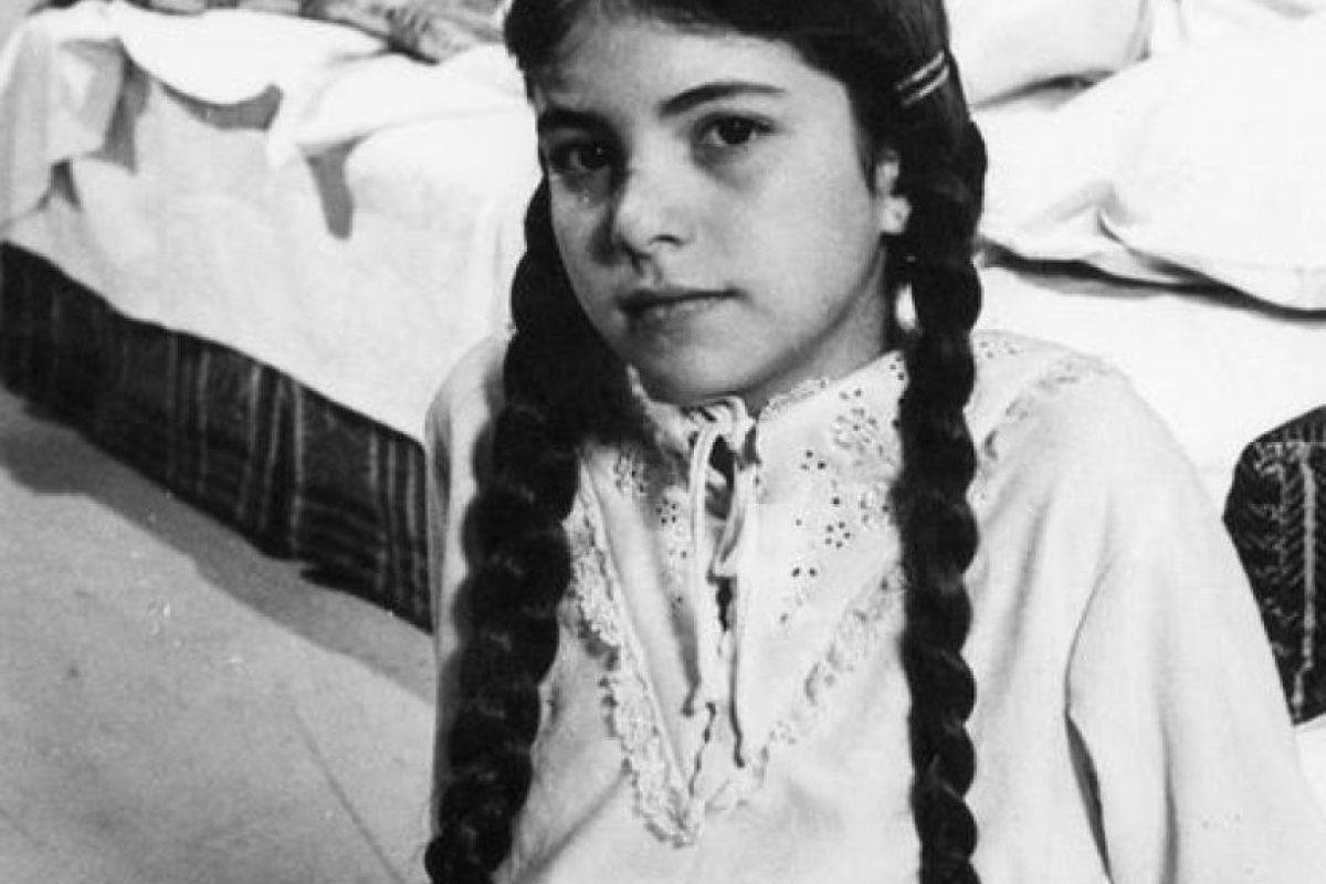 """1983, """"Chispita"""" Foto:Televisa. Imagen Por:"""