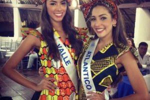 Algunos son Lia Samantha Foto:Twiter/ReinadoColombia/Facebook. Imagen Por: