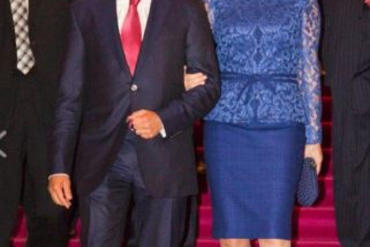 Asimismo, los vestidos siempre son de esta manera. Foto:Página oficial Angélica Rivera. Imagen Por: