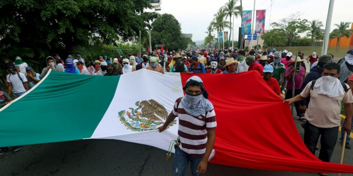 MÉXICO: Varias semanas para identificar restos calcinados