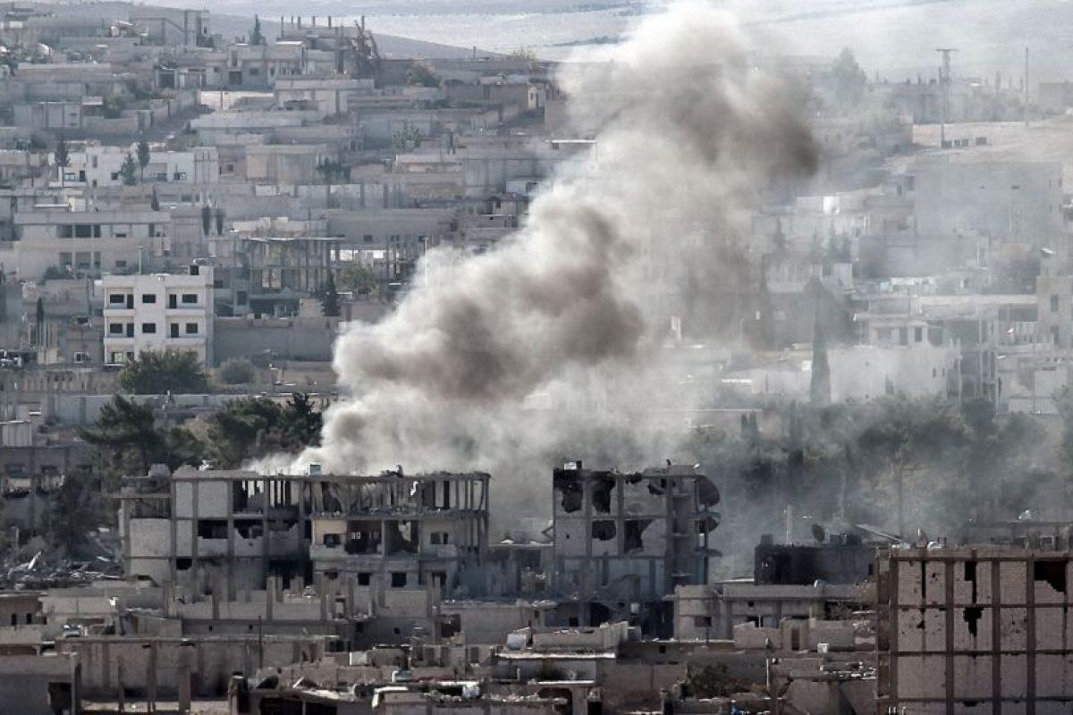 Esta semana el presidente Barack Obama anunció la segunda fase de su plan para luchar contra el grupo terrorista. Foto:AFP. Imagen Por: