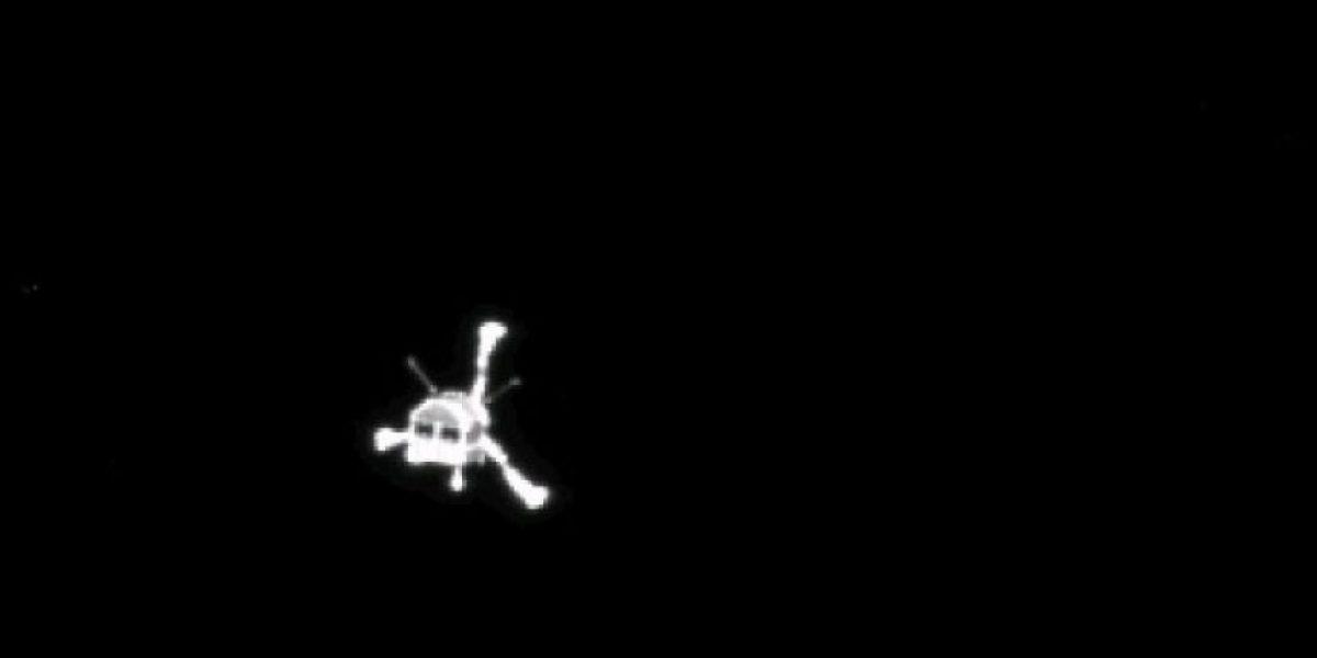 Histórico: Robot científico Philae se posó con éxito sobre un cometa