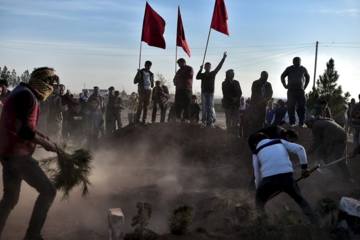 """""""De acuerdo con las enseñanzas del profeta, anunciamos nuestra lealtad hacia el califato, y anunciamos a todos los musulmanes que hagan lo mismo"""", sostuvo uno de los portavoces del grupo egipcio. Foto:AFP. Imagen Por:"""