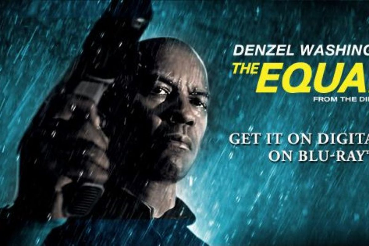 "Denzel Washington en ""The Equializer"" Foto: Facebook. Imagen Por:"