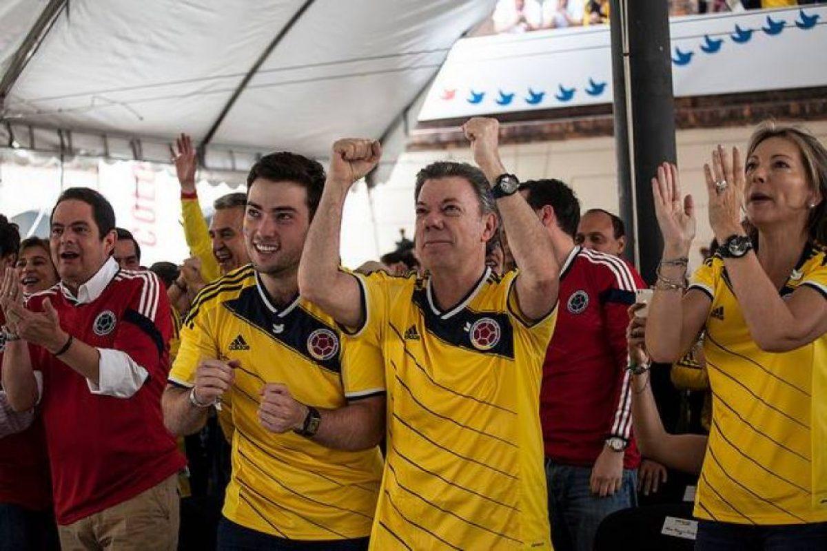 Martín Santos Foto:Facebook: Juan Manuel Santos. Imagen Por: