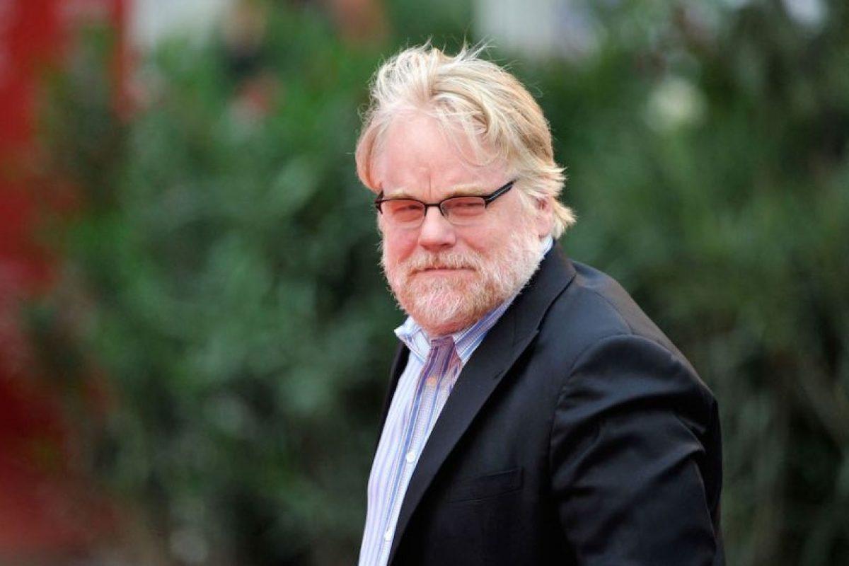 """Miembros de """"The Hunger Games: Mockingjay"""" recuerdan a Philip Seymour Hoffman. Foto:Getty Images. Imagen Por:"""