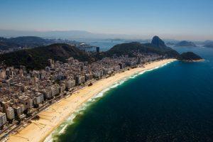 Río de Janeiro ya cuenta con una playa nudista oficial, esto apresar de que el lugar era utilizado por los más desinhibidos desde hace 20 años. Foto:Getty. Imagen Por: