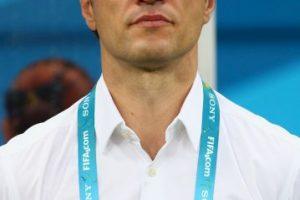 Niko Kovač fue considerado como uno de los técnicos más guapos de Brasil 2014. Foto:Getty Images. Imagen Por: