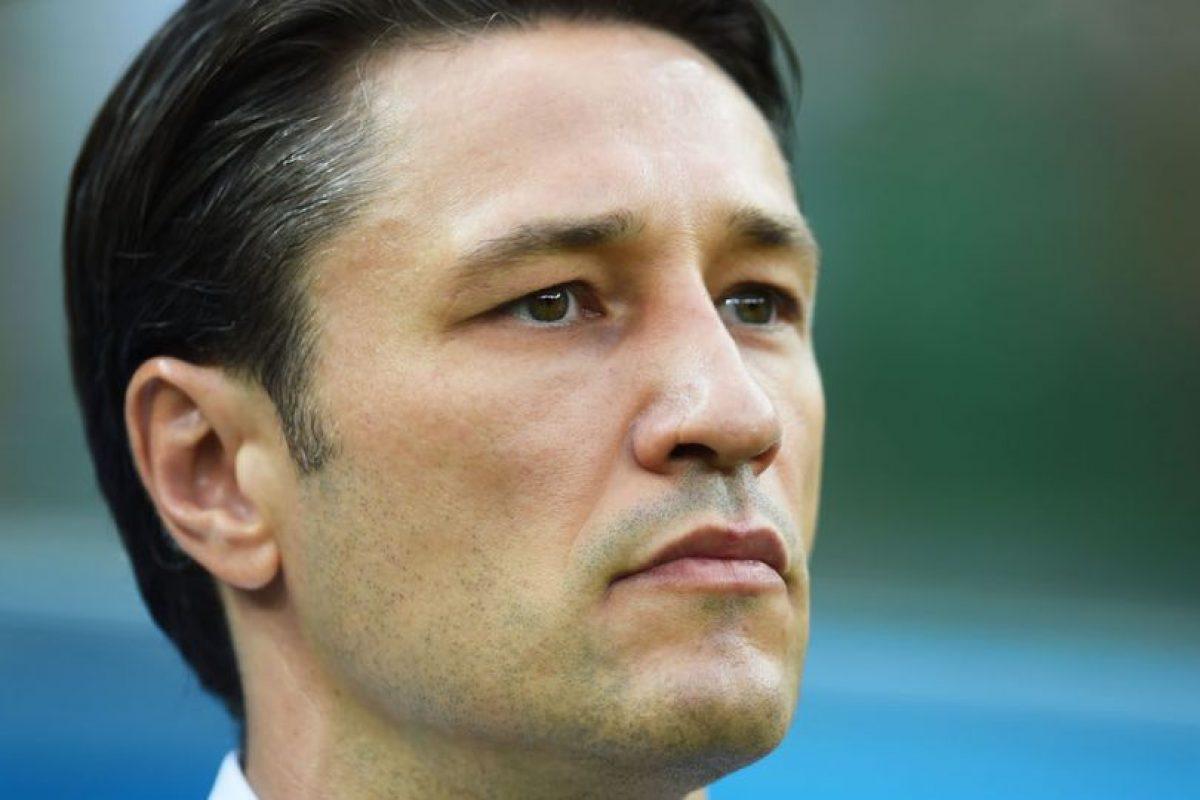 El croata Niko Kovač enfrentará a los argentinos con importantes bajas en su escuadra. Foto:Getty Images. Imagen Por: