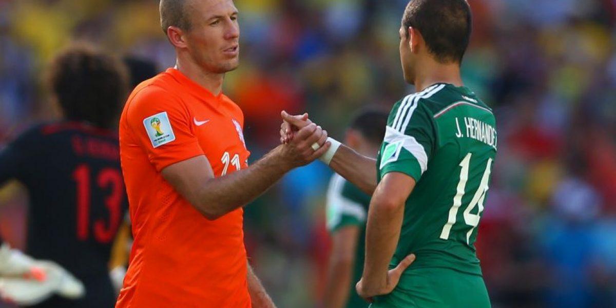 EN VIVO: Holanda vs. México, los aztecas van por la revancha