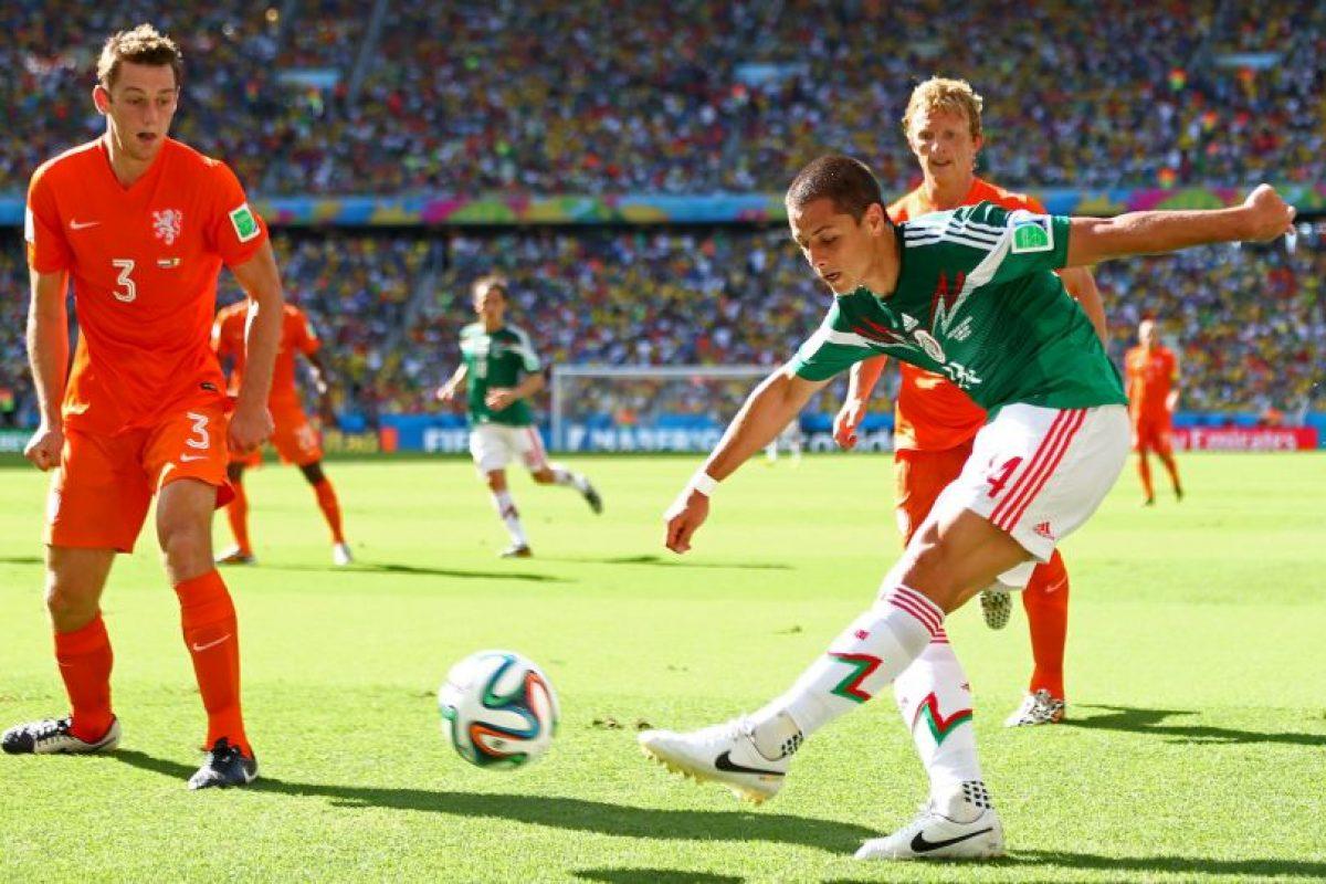 El partido en Brasil fue muy parejo Foto:Getty. Imagen Por: