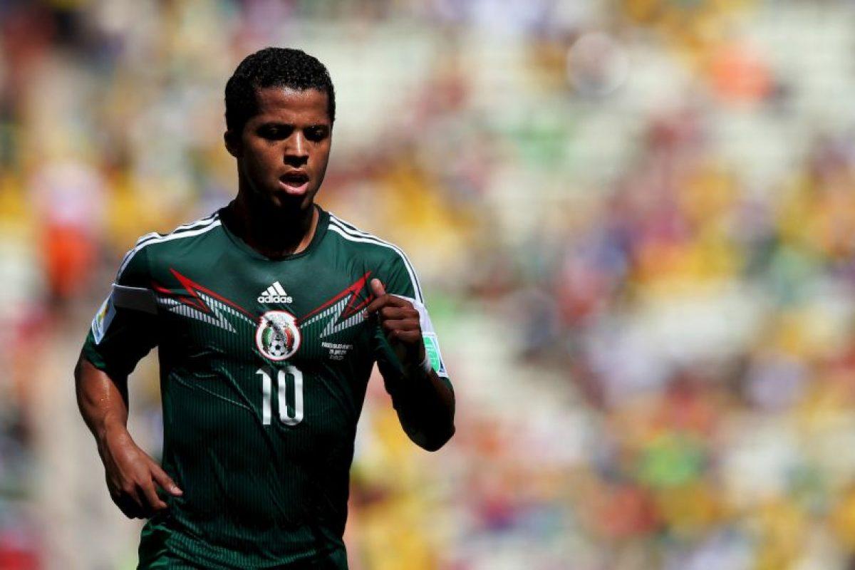 En aquella ocasión, México tomó la ventanja, gracias a un gol de Giovani dos Santos Foto:Getty. Imagen Por: