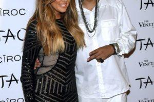 Khloe Kardashian y French Montana Foto:Getty Images. Imagen Por: