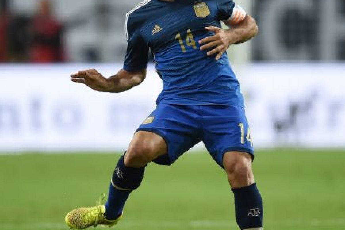 Javier Mascherano Foto:Getty Images. Imagen Por: