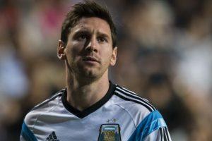 Lionel Messi Foto:Getty Images. Imagen Por: