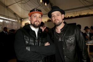 Benji y Joel Madden Foto:Getty Images. Imagen Por:
