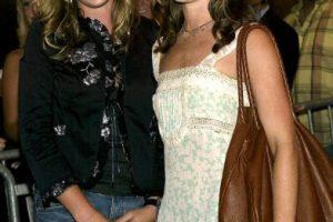 Barbara y Jenna Bush Foto:Getty Images. Imagen Por:
