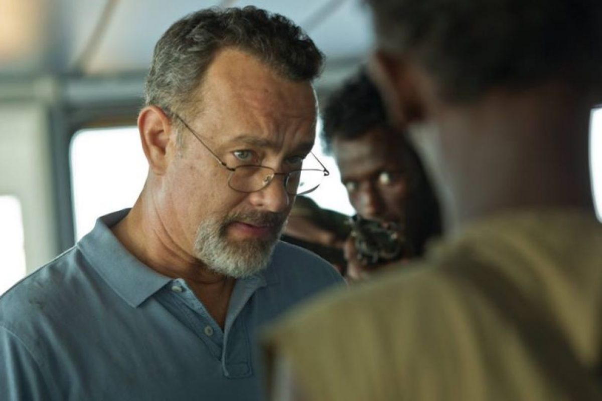 "Tom Hanks en ""Captain Phillips"" Foto: Facebook. Imagen Por:"