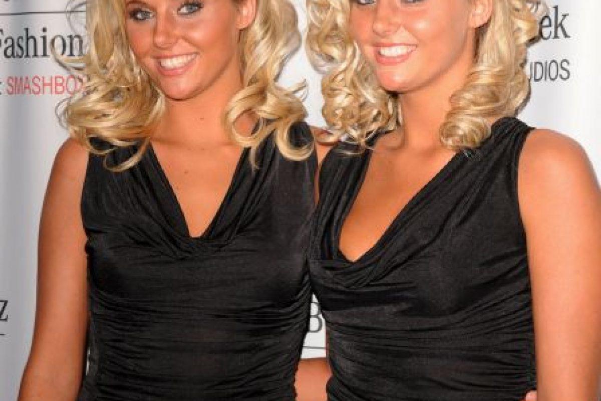 Son modelos y han sido Playmates de Playboy Foto:Getty Images. Imagen Por: