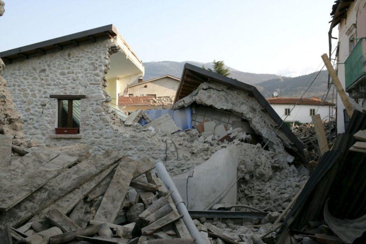 Este fue de magnitud 6.3. Foto:Getty. Imagen Por: