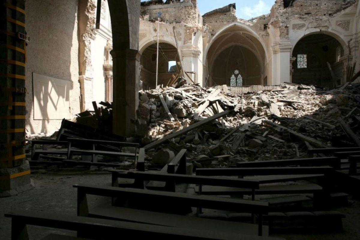 De igual forma, 50 mil personas perdieron sus casas. Foto:Getty. Imagen Por:
