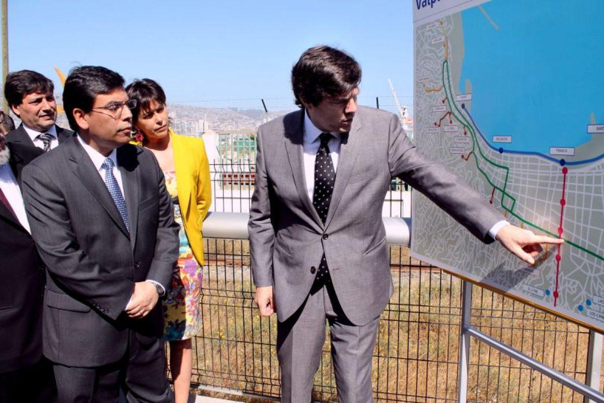 Foto:Ministerio de Transportes y Telecomunicaciones. Imagen Por: