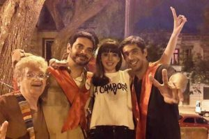 Florencia Kirchner Foto:Twitter@AlzamendiOk. Imagen Por: