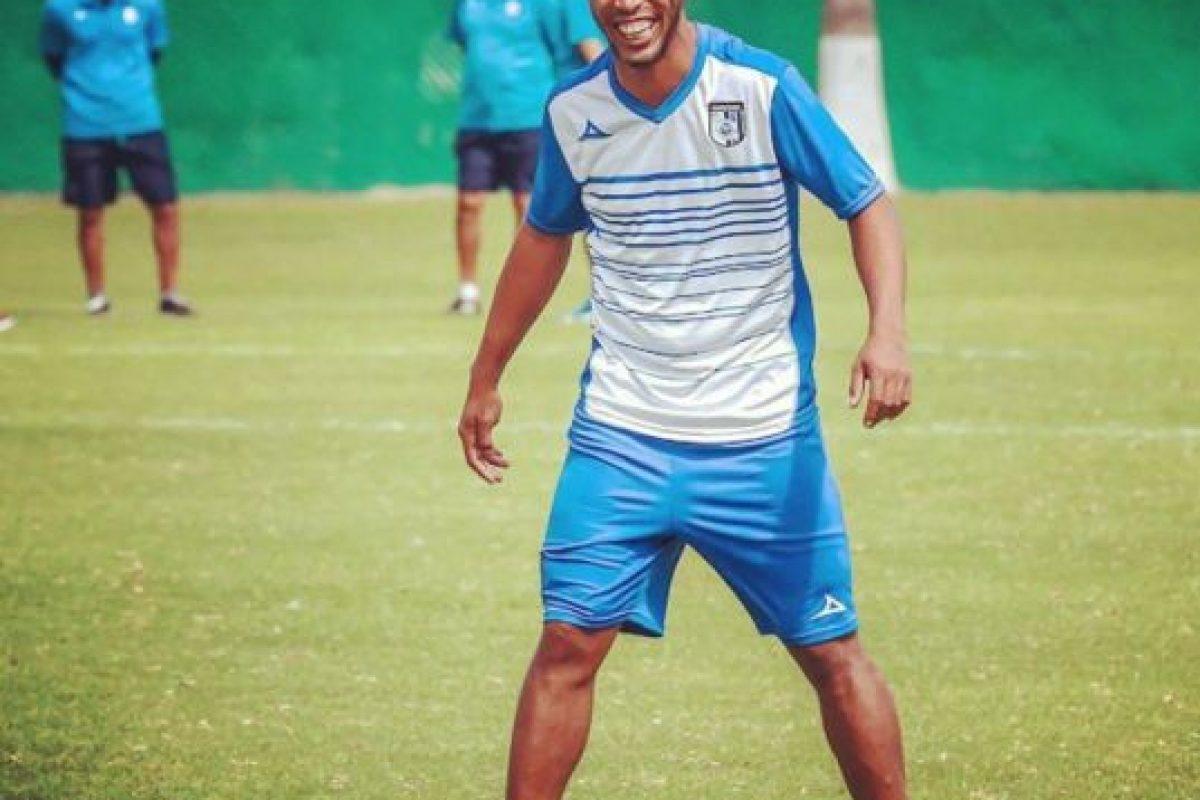 Siempre muestra una sonrisa Foto:Facebook: Ronaldinho Gaucho. Imagen Por: