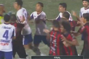Alajuelense vs. Cruz Azul: Los celestes necesitaban ganar en tierras ticas para continuar con vida en la Concachampions de esta campaña. Foto:Youtube: Fox Sports. Imagen Por:
