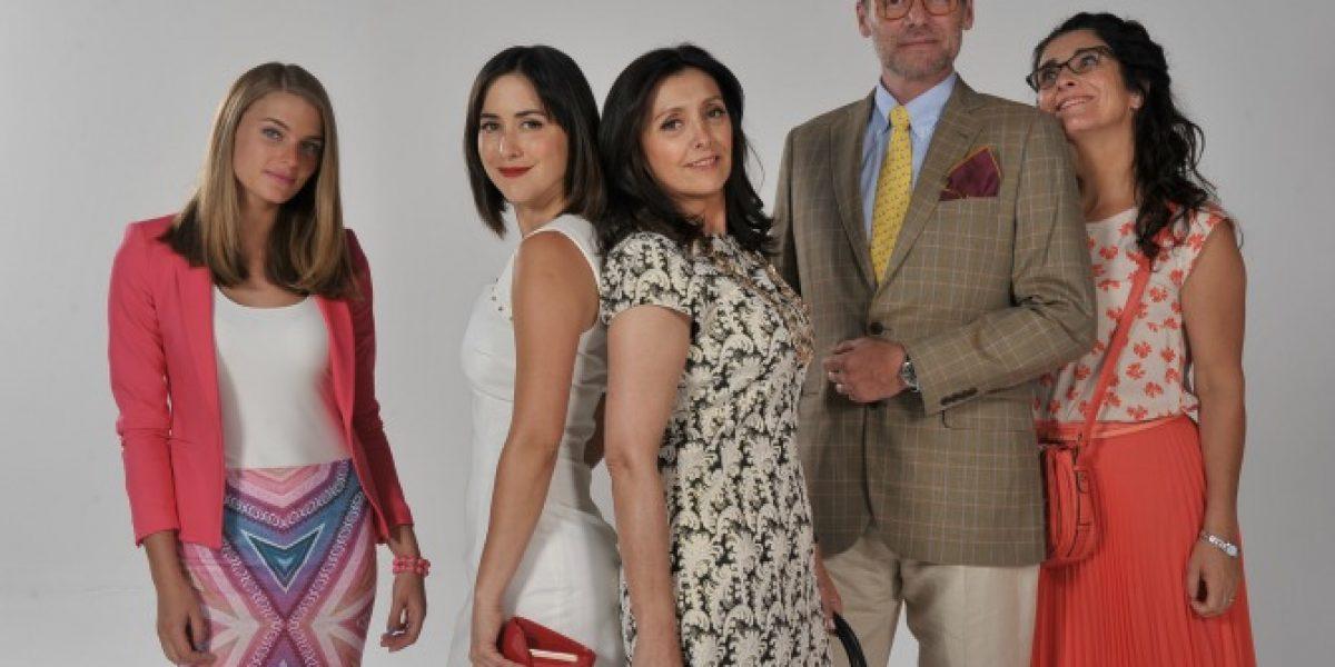 Crisis del área dramática del 13: Sólo habrá dos teleseries el 2015