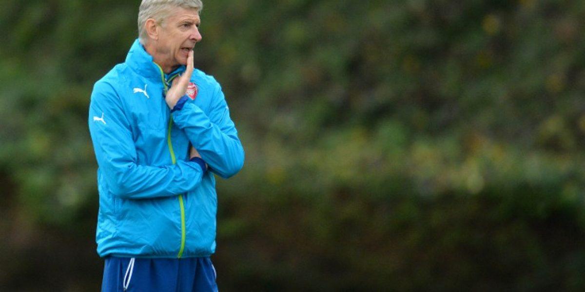 ¿Quiebre en Arsenal? Sus colaboradores cuestionan el trabajo de Arsene Wenger