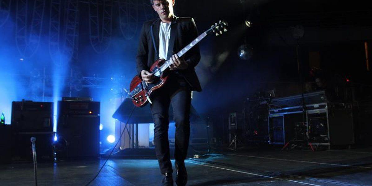 Arctic Monkeys en Chile: Madurez y contundencia