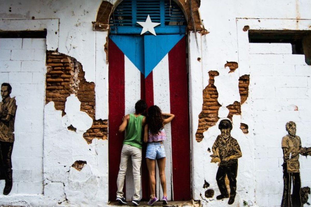 """""""Belleza, arte… como el de aquí, ninguno"""". Puerto Rico. Angel Delgado Quiñones.. Imagen Por:"""